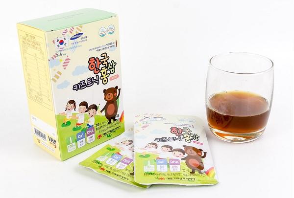 Hồng Sâm Trẻ Em 2-5 Tuổi – Korean Red Ginseng Baby Chính Hãng Hàn Quốc