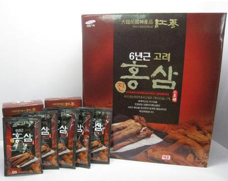 Công dụng của Nước Hồng Sâm 30 gói Teeung