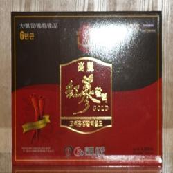 Nước hồng sâm nhập khẩu Hàn Quốc 60 gói bổ sung dưỡng chất
