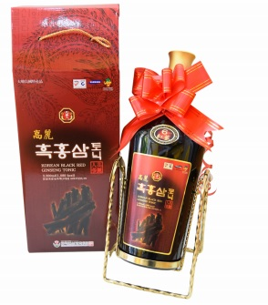Quà tặng sếp tinh chất hắc sâm chai 3000ml Hàn Quốc cao cấp