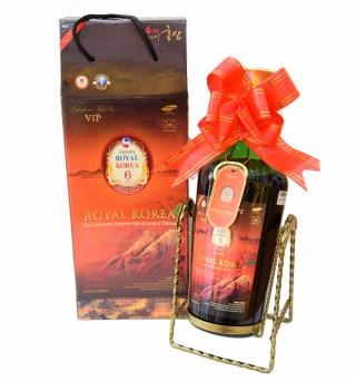 Quà tặng tết tinh chất hồng sâm Bio chai 3 lít hiệu Royal