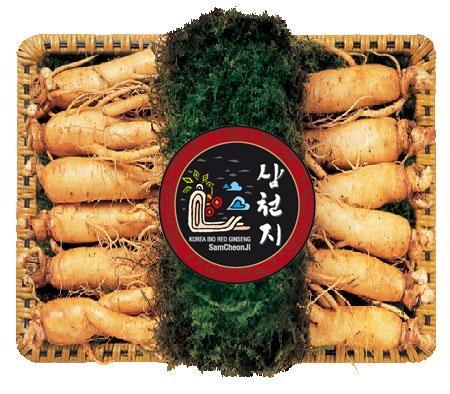 Sâm tươi Hàn Quốc 12 củ trên 1kg