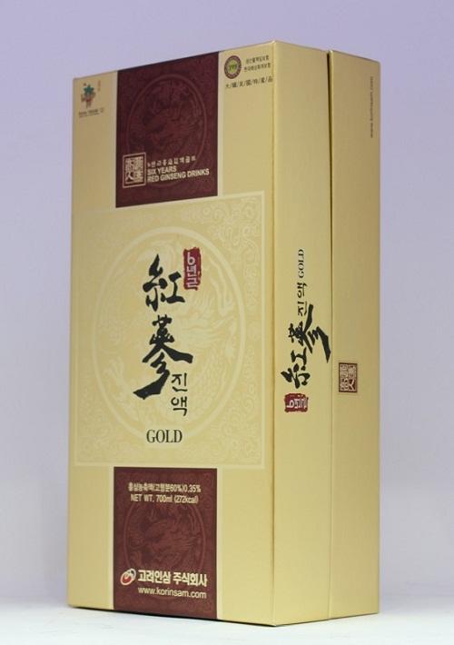 korinsam six years red ginseng drink gold giúp cơ thể luôn khỏe mạnh
