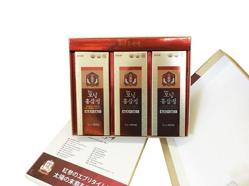 tinh chất hồng sâm Daedong Hàn Quốc hộp 30 gói