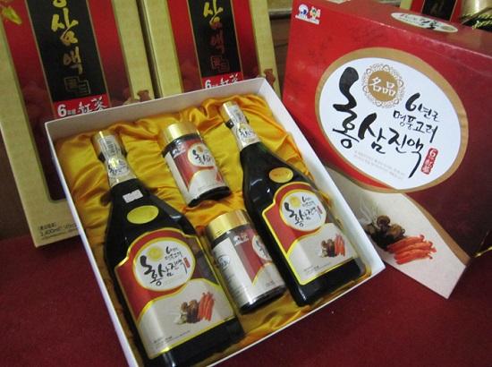 Review top 3 nước hồng sâm Hàn Quốc được ưa chuộng nhất hiện nay