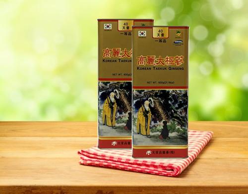 Top 5 sâm củ khô Hàn Quốc được tin dùng nhất hiện nay