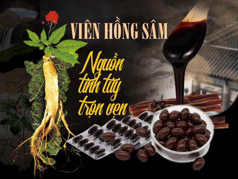 Review top 5 viên Hồng Sâm Linh Chi Hàn Quốc bán chạy nhất hiện nay