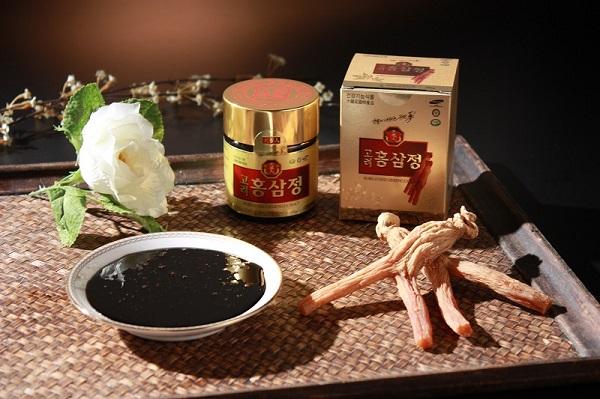 Top 7 cao đặc hồng sâm Hàn Quốc tốt nhất hiện nay