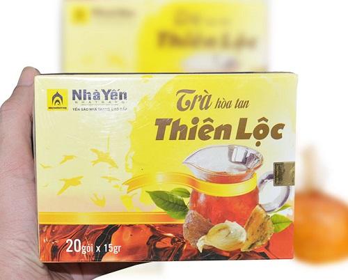trà hòa tan Thiên Lộc