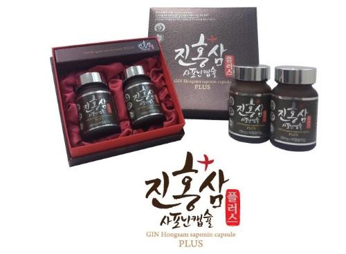 Viên hồng sâm cao cấp GIN Hàn Quốc