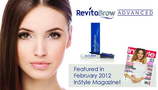 Revitabrow Advanced giúp bạn sở hữu đôi mày dày và đậm màu