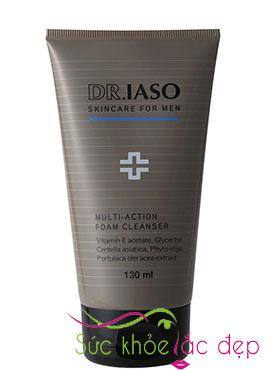 Sữa rửa mặt cho nam Dr.IASO