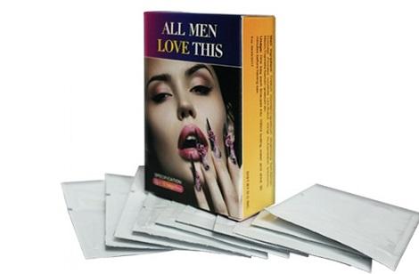Thực Phẩm Chức Năng All Men Love This - Hỗ Trợ Tăng Sinh Lý Nữ An Toàn