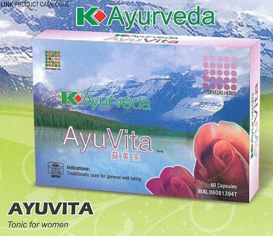 Tác dụng của Ayuvita