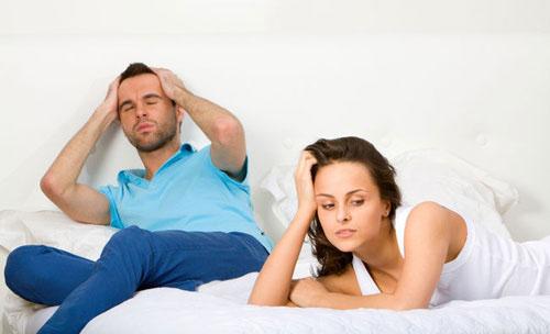 """lý do khiến cho vợ chồng không còn cảm hứng trong """"chuyện ấy"""""""