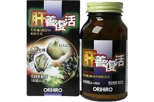 Orihiro Tinh Chất Hàu Tươi Nhật Bản