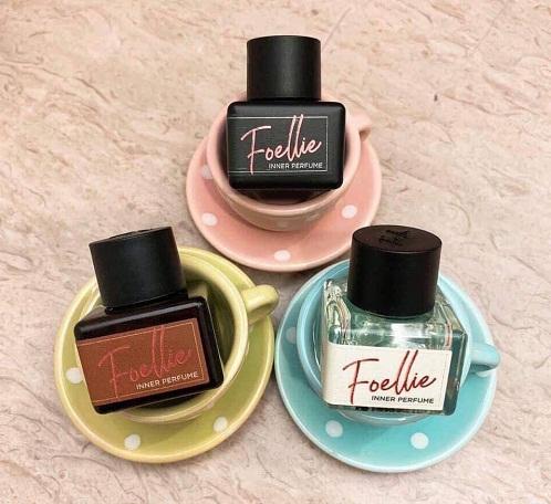 nước hoa cô bé foellie inner perfume 5ML