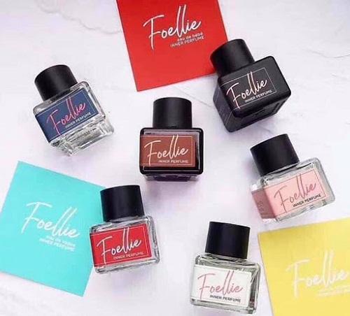 nước hoa cô bé foellie inner perfume được phái đẹp ưa chuộng tin dùng