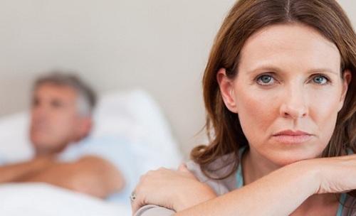 thiếu hụt nội tiết tố nữ