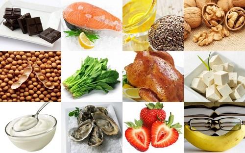 thực phẩm bổ sung testosterone