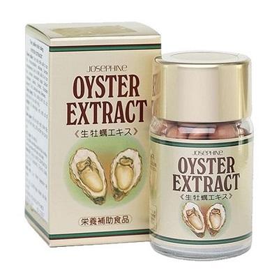 Viên tinh chất hàu Oyster Extract Josephine 90 viên Nhật Bản