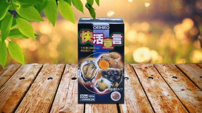 Đánh giá của người dùng khi sử dụng tinh chất hàu tươi tỏi nghệ Orihiro Nhật Bản