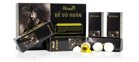 Top 3 viên uống tăng cường sinh lý nam của Việt Nam tốt nhất