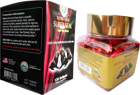 extra gold super seal được các chuyên gia chứng nhận về chất lượng và độ an toàn