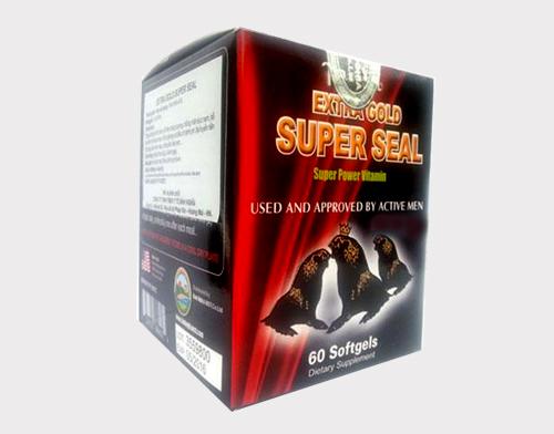 extra gold super seal được sản xuất bởi thương hiệu nổi tiếng của Mỹ