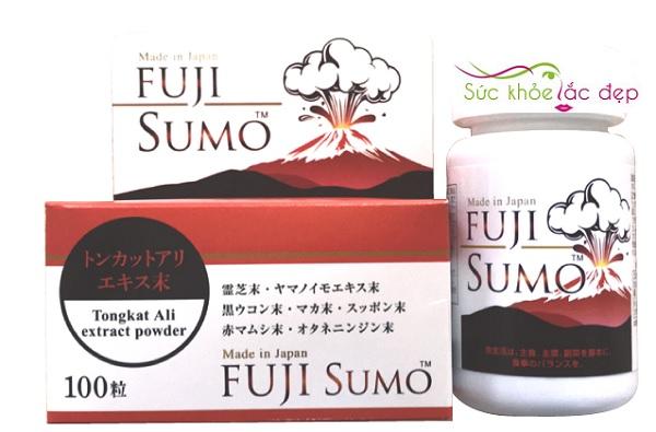 Viên Uống Tăng Cường Sinh Lý Fuji Sumo Của Nhật