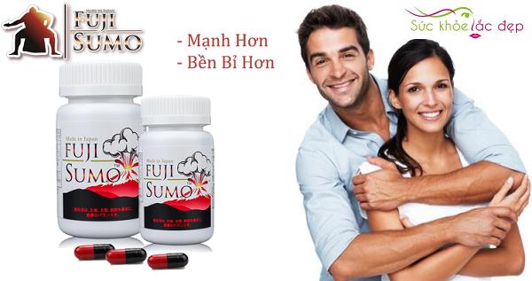 Đánh giá viên uống tăng cường sinh lực Fuji Sumo từ bác sĩ và người dùng