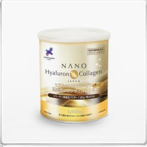 Nano hyaluron collagen - công thức làm đẹp của phụ nữ Nhật