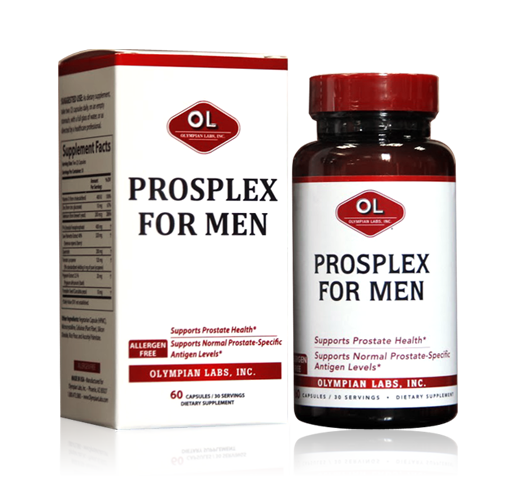 ProsPlex For Men đẩy nguy cơ mắc bệnh tiền liệt tuyến