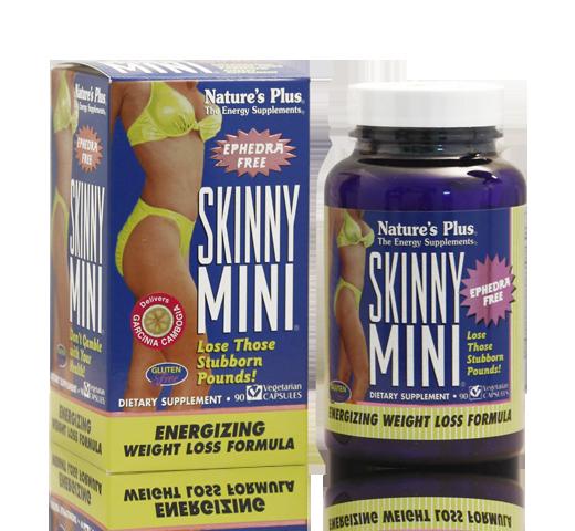Skinny Mini - thuốc uống giảm cân an toàn cho phái đẹp