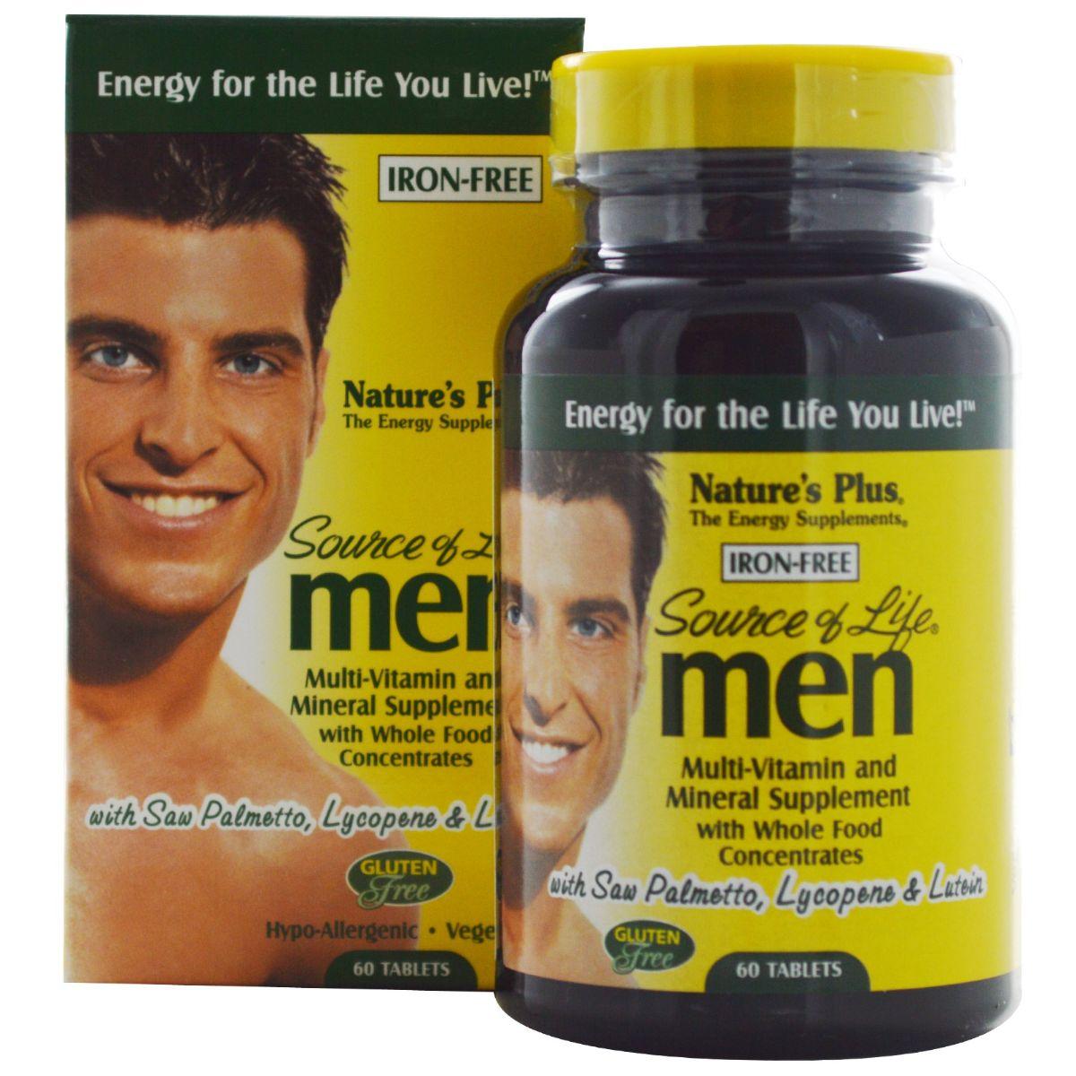 Source of Life men - tăng cường bảo vệ sức khỏe cho nam giới