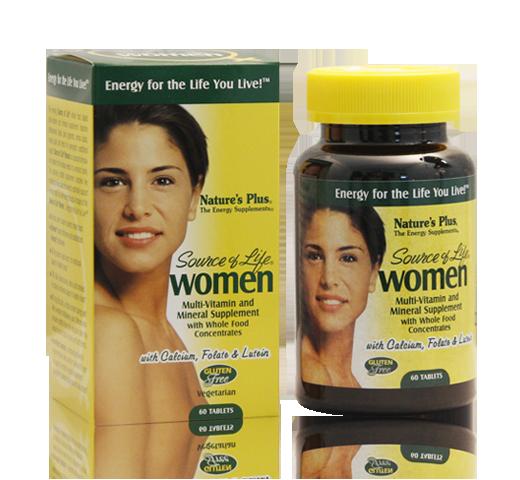 Source of life women-tăng cường bảo vệ sức khỏe cho phái đẹp