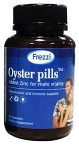 Oyster Pill Frezzi