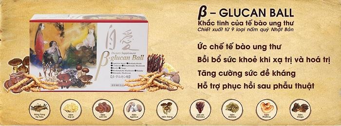 Beta Glucan Ball 45g