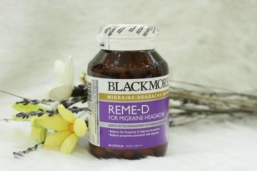 Tìm hiểu về ưu điểm của viên uống Blackmores Reme-d