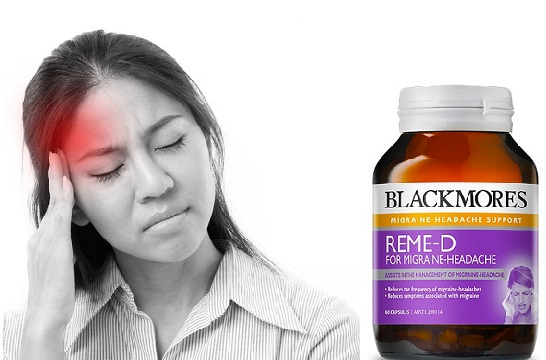 Công dụng của Blackmores Reme-d 60 viên là gì?