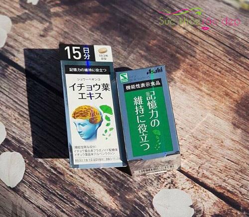 Bổ não Asahi review mang đến hiệu quả tốt