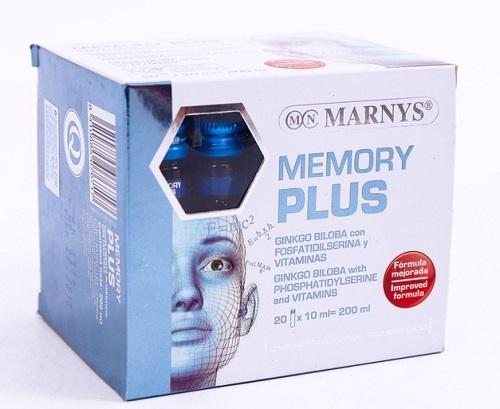 Memory Plus - Tăng cường trí nhớ, giảm stress