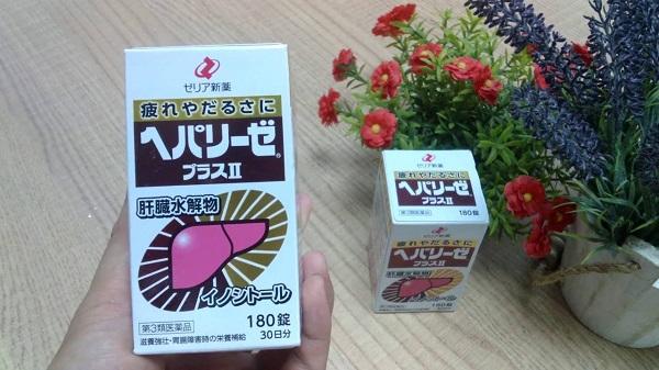Hướng Dẫn Cách Sử Dụng Viên Uống Bổ Gan Liver Hydrolysate Nhật Bản