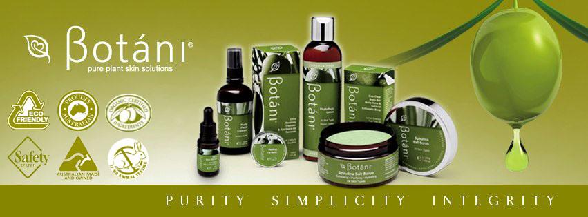 Kem olive dưỡng ẩm chuyên sâu ngày và đêm botani olive repair cream