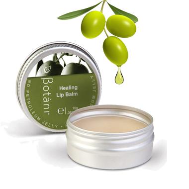 Son dưỡng môi thực vật Botáni Olive Healing Lip Balm