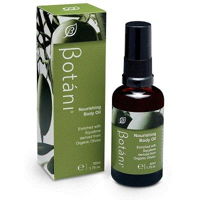 Tinh dầu dưỡng thể Botáni Nourishing Body Oil  50ml