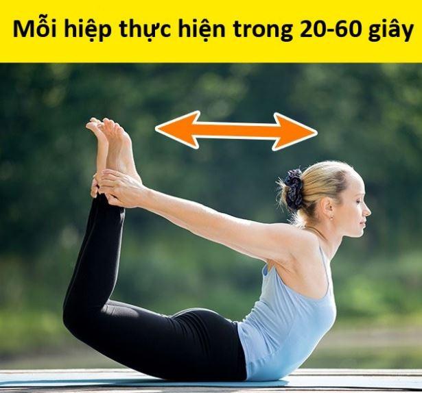 Cách giảm cân với 7 bài tập giúp loại bỏ nhanh các nếp gấp ở lưng và hông