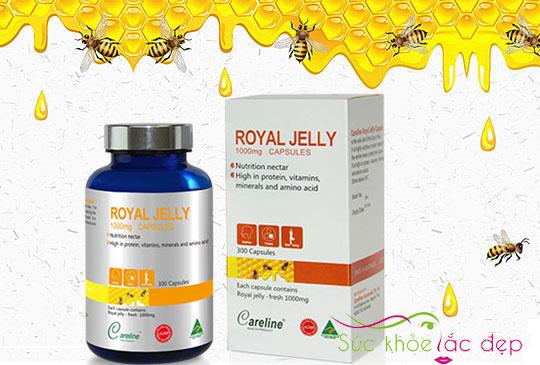 Cách Sử Dụng Sữa Ong Chúa Royal Jelly 1000mg để chăm sóc sức khỏe