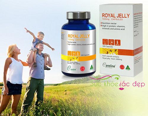 Cách Sử Dụng Sữa Ong Chúa Royal Jelly 1000mg đối với người tim mạch và huyết áp