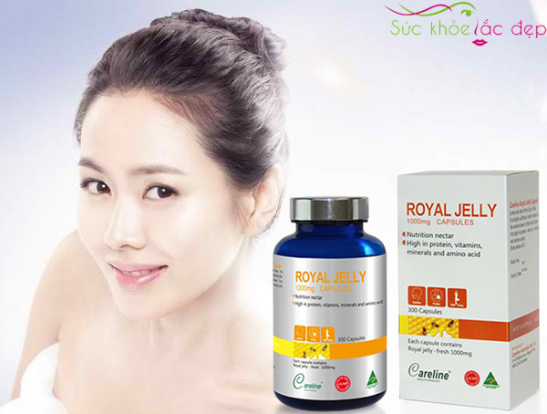 Cách Sử Dụng Sữa Ong Chúa Royal Jelly 1000mg để làm đẹp da